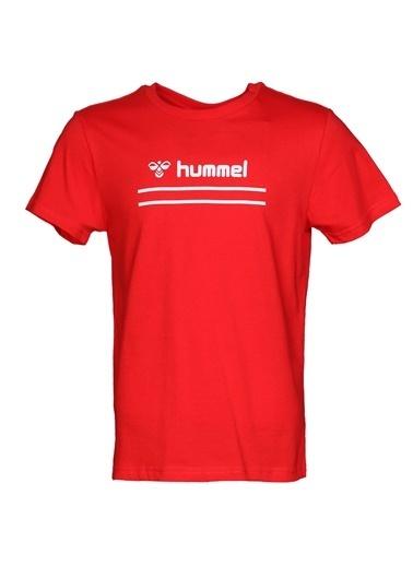 Hummel Tişört Kırmızı